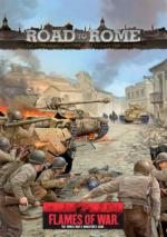 56244 - AAVV,  - Flames of War - Road to Rome. The Allied Assault on Italy. January 1944-May1945