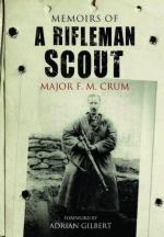 56281 - Crum, F.M. - Memoirs of a Rifleman Scout