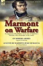 56301 - De Marmont, A. - Marmont on Warfare