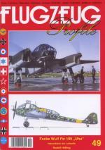 56313 - AAVV,  - Flugzeug Profile 49: Focke Wulf Fw 189 'Uhu'