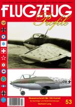 56316 - AAVV,  - Flugzeug Profile 53: Messerschmitt Me 163. Nachfolger und Weiterentwicklungen Teil 2