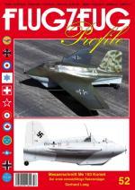 56317 - AAVV,  - Flugzeug Profile 52: Messerschmitt Me 163. Der erste einsatzfaehige Raketenjaeger Teil 1