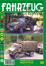 56322 - AAVV,  - Fahrzeug Profile 48: Die Radfahrzeuge der Belgischen Armee