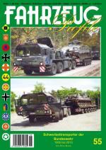 56327 - AAVV,  - Fahrzeug Profile 55: Schwerlasttransporter der Bundeswehr 1956-2013