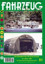 56330 - AAVV,  - Fahrzeug Profile 51: Einheiten der US ARMY in Europa Teil 3
