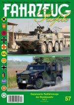 56331 - AAVV,  - Fahrzeug Profile 57: Gepanzerte Radfahrzeuge der Bundeswehr Teil 2