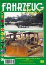 56332 - AAVV,  - Fahrzeug Profile 58: Die Einheiten der US-ARMY Europa im Jahre 1981 - Die Divisionstruppen - Teil 4