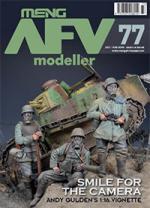 56369 - AFV Modeller,  - AFV Modeller 077. Smile for the Camera