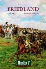 56425 - Garnier, J. - Friedland 14 juin 1807. Une victoire pour la paix - Napoleon 1er HS