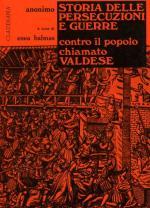 56476 - Balmas, E. cur - Storia delle persecuzioni e guerre contro il popolo chiamato valdese