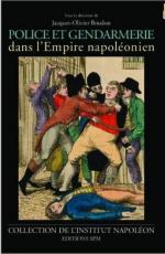56488 - Boudon, J.O. - Police et Gendarmerie dans l'Empire napoleonien