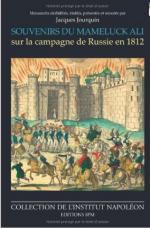 56489 - Jorquin, J. - Souvenirs du Mameluck Ali sur la campagne de Russie en 1812