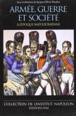 56490 - AAVV,  - Armee, Guerre et Societe a l'Epoque Napoleonienne
