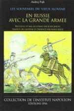 56492 - Pajk, A. - Souvenirs du Vieux Slovene en Russie avec la Grande Armee