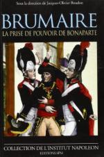 56533 - Boudon, J.O. - Brumaire. La prise de pouvoir de Napoleon