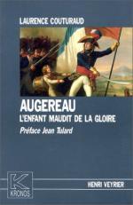 56568 - Couturaud, L. - Augereau l'enfant maudit de la gloire