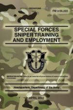 56586 - US Army,  - FM 3-05.222 Special Forces Sniper Training and Employment. April 2003