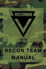 56589 - US Army,  - Recondo Recon Team Manual. Vietnam 1970