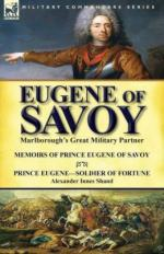 56598 - Savoy-Innes Shand, E.-A. - Eugene of Savoy. Marlborough's Great Military Partner
