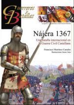 56646 - Martinez Canales, F. - Guerreros y Batallas 095: La batalla de Najera 1367. Una batalla internacional en la guerra civil castellana