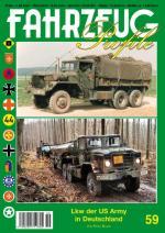 56686 - AAVV,  - Fahrzeug Profile 59: LKW der US ARMY in Deutschland