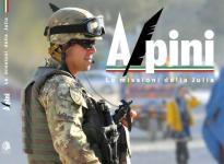 56704 - AAVV,  - Alpini. Le missioni della Julia