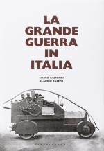 56729 - Gasparini-Razeto, M.-C. - Grande guerra in Italia (La)