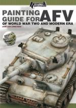 56782 - Lopez Ruiz, J.L. - Painting Guide for AFV of WWII and Modern Era