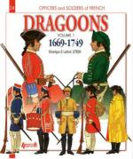 56783 - Letrun-Letrun, V.-L. - Officers and Soldiers 24: French Dragoons Vol 1: 1669-1749