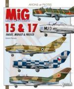56784 - Paloque, G. - Avions et Pilotes 20: Mig 15 et 17