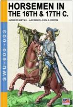 56903 - De Gheyn-De Bruyn, J.-A. - Horsemen in the 16th and 17th C.