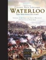 56913 - Lipscombe, N. - Waterloo. The Decisive Victory. Cofanetto