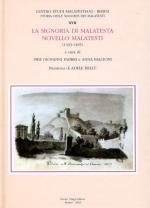 56942 - Fabbri-Falcioni, P.G.-A. cur - Storie delle signorie dei Malatesti Vol 17 - La signoria di Malatesta Novello Malatesti 1433-1465
