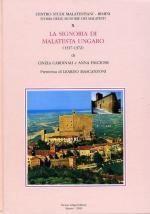56944 - Cardinali-Falcioni, C.-A. cur - Storie delle signorie dei Malatesti Vol 10 - La signoria di Malatesta Ungaro 1327-1372