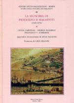 56945 - Cardinali-Maiarelli-Lombardi, C.-A.-F.V. - Storie delle signorie dei Malatesti Vol 09 - La signoria di Pandolfo II Malatesti 1325-1373