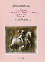 56952 - Fabbri, P.G. - Storie delle signorie dei Malatesti Vol 03 - Signoria di Malatesta Malatesti (Andrea) 1373-1416 (La)
