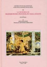 56955 - Falcioni, A. cur - Storie delle signorie dei Malatesti Vol 02/I - La signoria di Sigismondo Pandolfo Malatesta. Economia