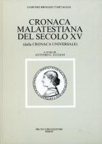 56957 - Luciani, A.G. cur - Cronaca Malatestiana del secolo XV - Le signorie dei Malatesti 02