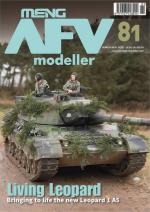 56987 - AFV Modeller,  - AFV Modeller 081. Living Leopard