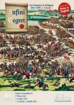 56992 - Vae Victis,  - Jeu Vae Victis: Avec infini regret Vol 1. Les guerres de religion 1562-1598 Vol 1: Dreux 1562, La Roche l'Abeille 1569, Coutras 1587
