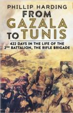 57028 - Harding, P. - From Gazala to Tunis. 422 Days in the Life of the 2nd Battalion the Rifle Brigade