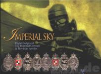 57119 - Previtera, S.T. - Imperial Sky Vol I. Flight Badges of the Imperial German and Bavarian Armies. Libro+cofanetto