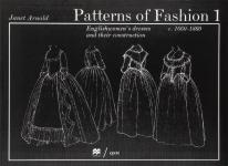 57130 - Arnold, J. - Patterns of Fashion Vol 1: Englishwomen's dresses and their construction c. 1660-1860