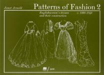 57131 - Arnold, J. - Patterns of Fashion Vol 2: Englishwomen's dresses and their construction c. 1860-1940