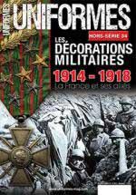57140 - AAVV,  - Decorations Militaires 1914-1918 - Uniformes HS 34
