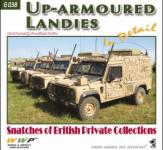 57158 - Koran-Kautsky, F.-A. - Present Vehicle 38: Up-armoured Landies in detail. Snatches of British Private Collections