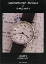 57235 - Ulric of England,  - German Military Timepieces of WWII Vol 4: German Navy