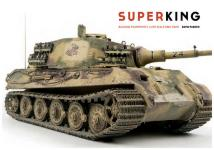 57270 - Parker, D. - Superking. Building Trumpeter's 1:16th Scale King Tiger