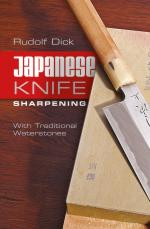 57431 - Dick, R. - Japanese Knife Sharpening. With Traditional Waterstones