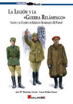 57444 - Manrique-Molina, J.-M.L. - Legion y la 'Guerra Relampago'. Yague y el Cuerpo de Ejercito Marroqui Vol II (La)